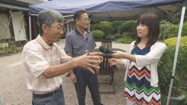 左から石田正樹さん、木下隆幸さん、山下典子