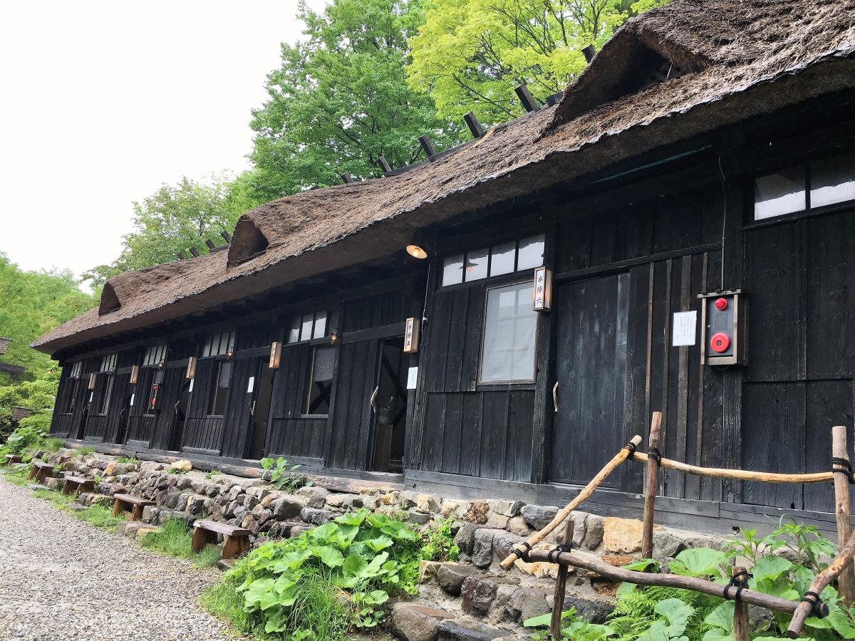 秋田鶴の湯旅館